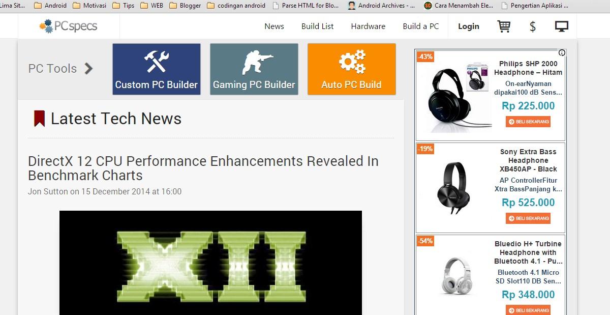Rekomendasi Situs Melihat Compatible Hardware Komputer