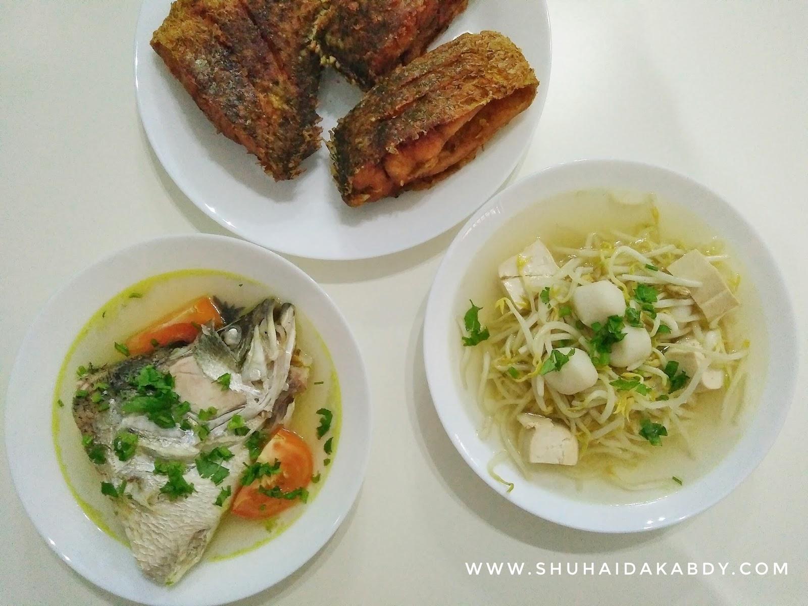 Resepi Sup Sayur Tauge