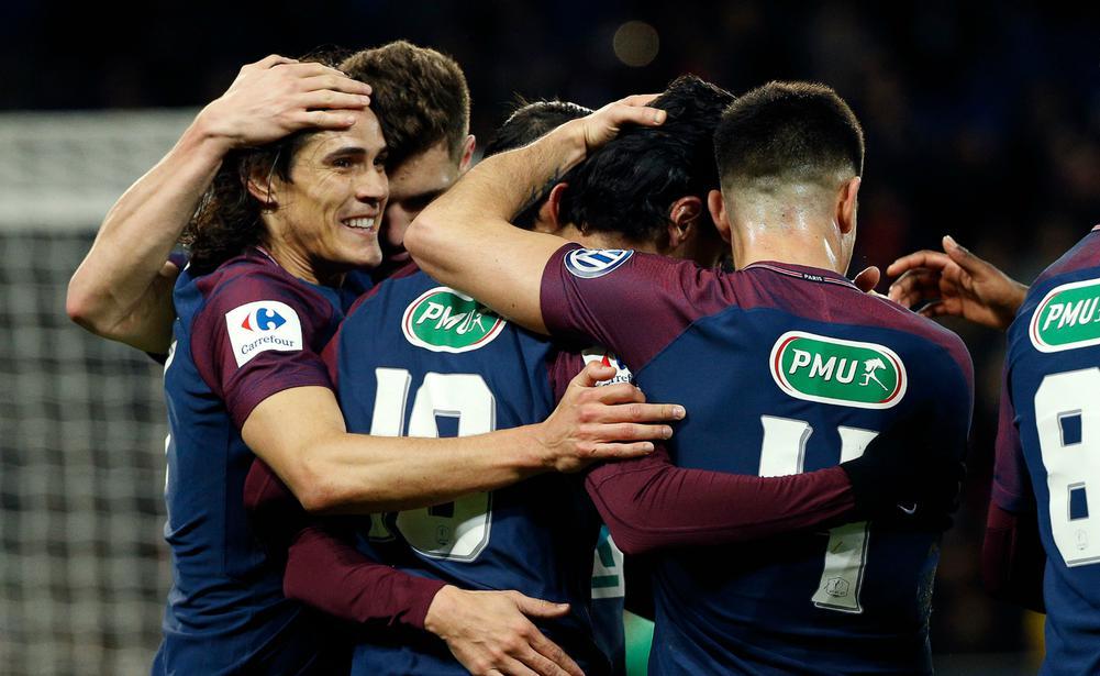 مباراة باريس سان جيرمان وبوردواليوم 2-12-2018