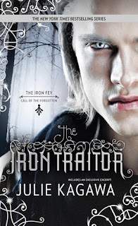 Book Review:  Iron Traitor by Julie Kagawa