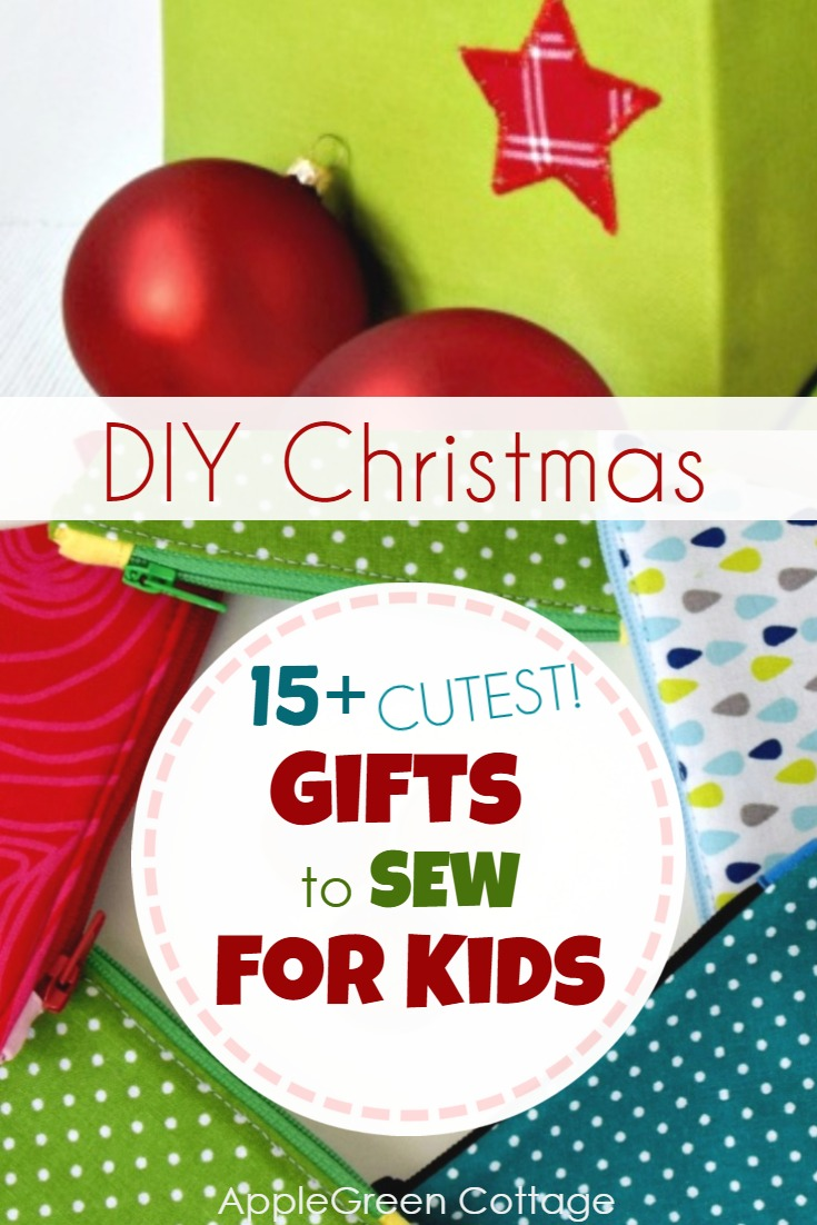 15+ Cutest Diy Christmas Gifts For Kids - AppleGreen Cottage