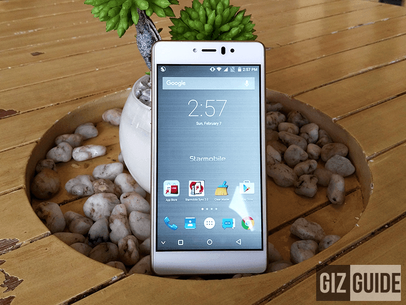 Starmobile Knight Elite review