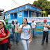 Servidores da Casal e sindicalistas fazem ato contra a privatização