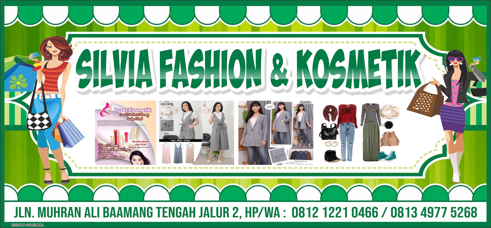 Contoh Spanduk Toko Baju - desain spanduk keren