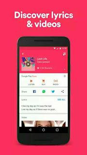 Aplikasi Shazam