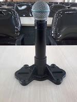 Menyeting Vokal pada Mixer