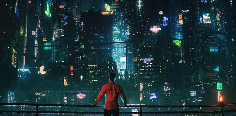 Видоизменённый углерод, Сериалы, Фантастика, Киберпанк, Обзор, Рецензия, Altered Carbon, TVSeries, SciFi, Cyberpunk, Review, Netflix