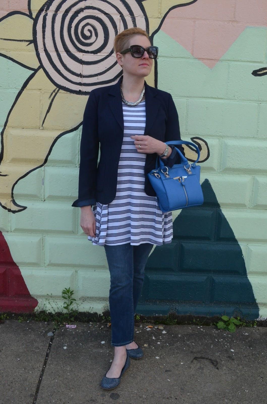 511bec2e5e53 Dress Over Jeans