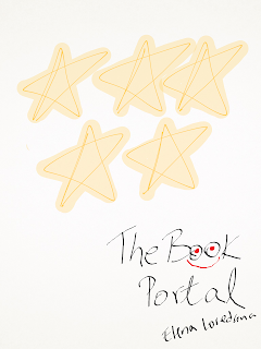 5 stars, five, star, rating, The Book Portal