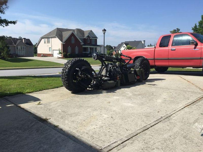drive diesel motorcycle