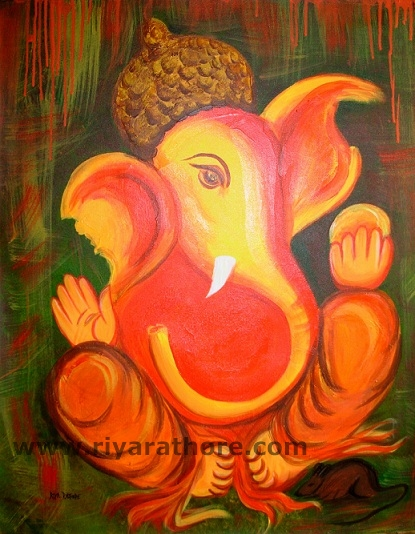abstract ganesha paintings image search results