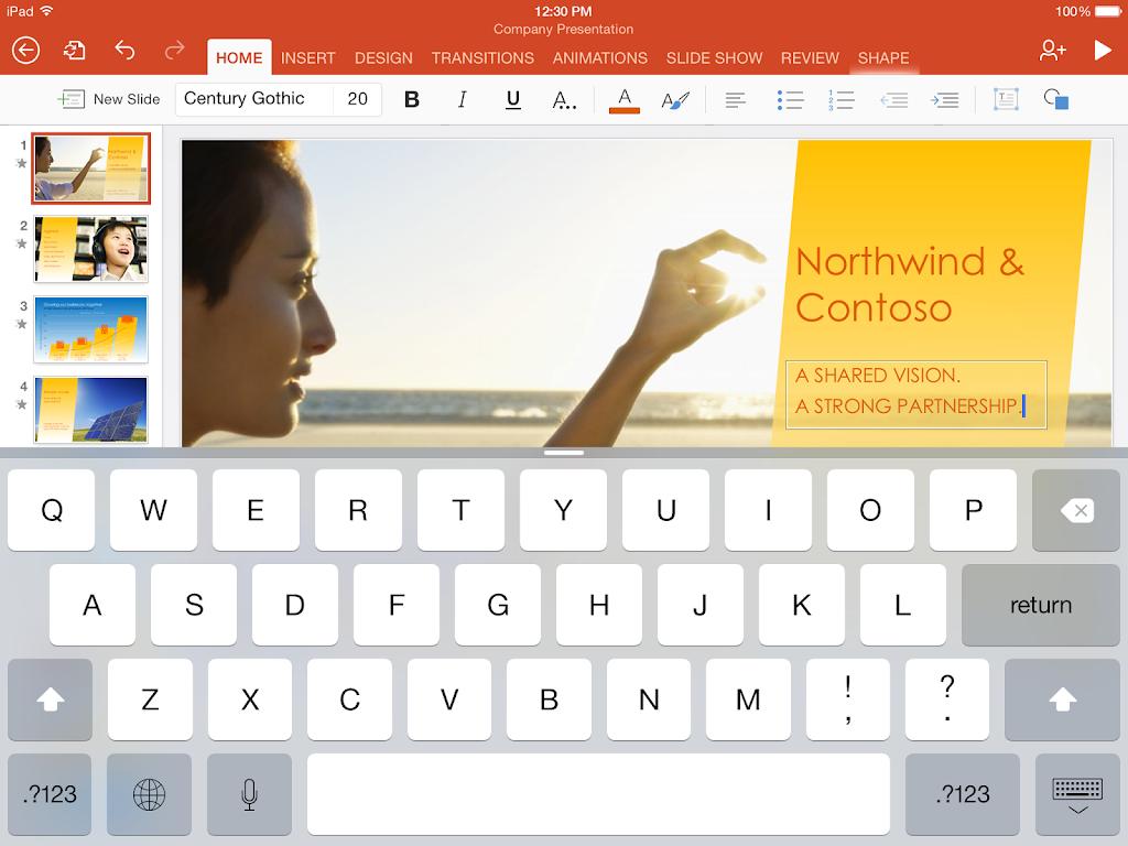微軟搶攻行動市場,Office App全部免費