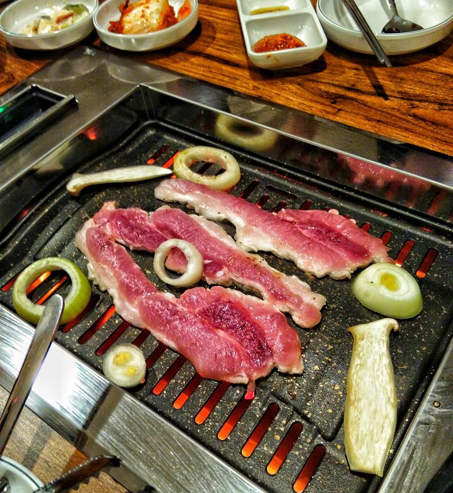 Dasarang Korean Restaurant Miri Menu
