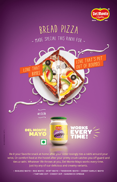 Bread Pizza_Del Monte