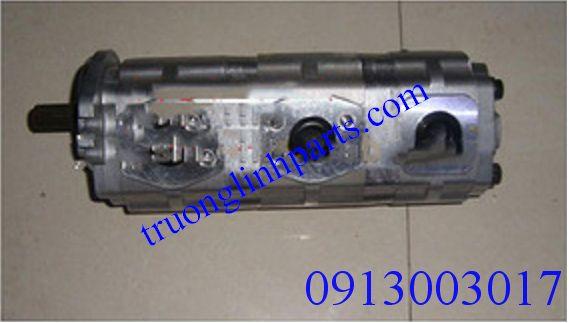 Bơm thủy lực bánh răng 20T 60 00400 cho xe  PC50UU , PC40-5
