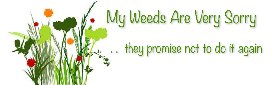 My Weeds Are Very Sorry