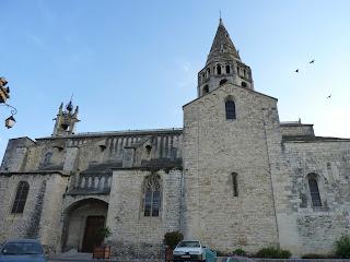 Iglesia St Andéol.