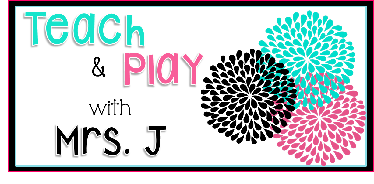 Teach & Play with Mrs J