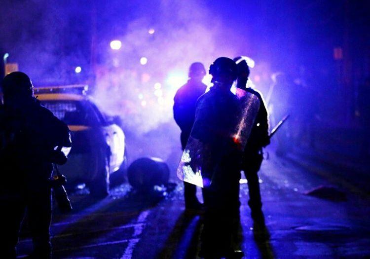 Rus polisi hemen olay yerine intikal etti ve kısa süre içinde müdahaleye başladı.