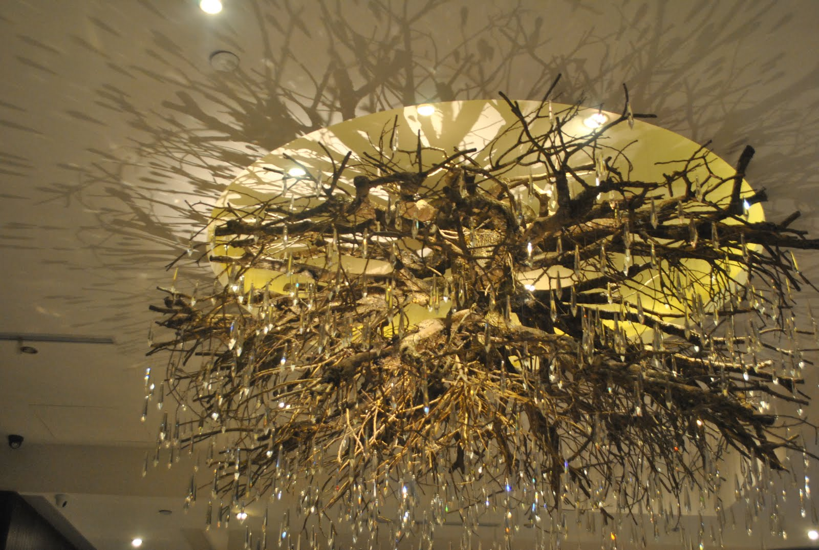HOG ETC - Plaza Indonesia : Making out with the Steak - Chandelier