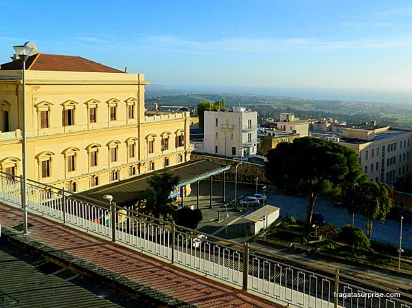Estação Ferroviária de Agrigento - Sicília