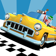 تحميل لعبة Crazy Taxi City Rush‏ apk
