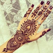 Attractive & Beautiful Hd Desgin Of Mehandi 72