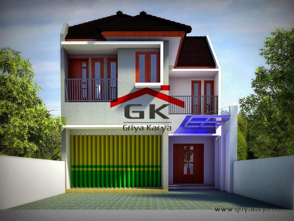 model rumah dan toko 3