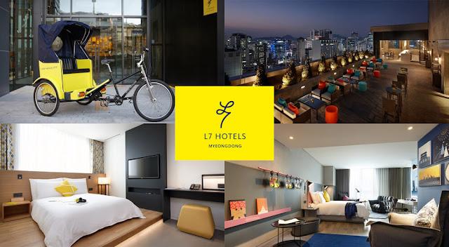 明洞樂天L7酒店 Lotte Hotel L7 Myeongdong
