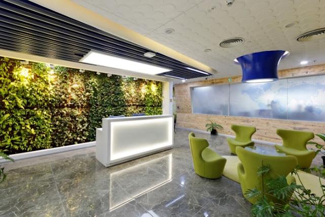 Thi công nội thất văn phòng hiện đại, hợp phong thủy và giá cả phải chăng