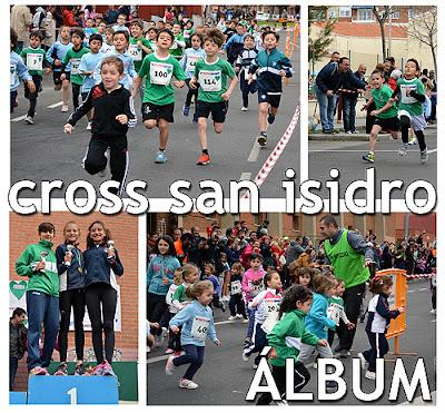 Cross de San Isidro Aranjuez