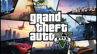 Screenshoot Game Grand Theft Auto 5 v4.0 Apk Data Mod Terbaru For Android: