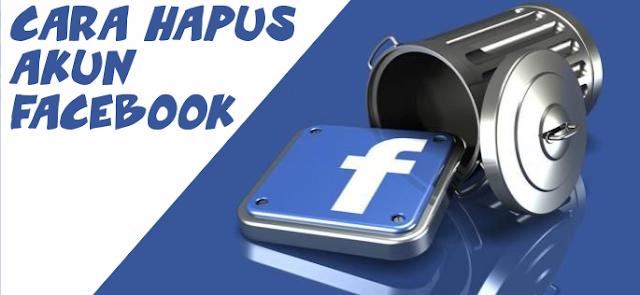 Cara Hapus Akun Facebook Lewat Smartphone Android