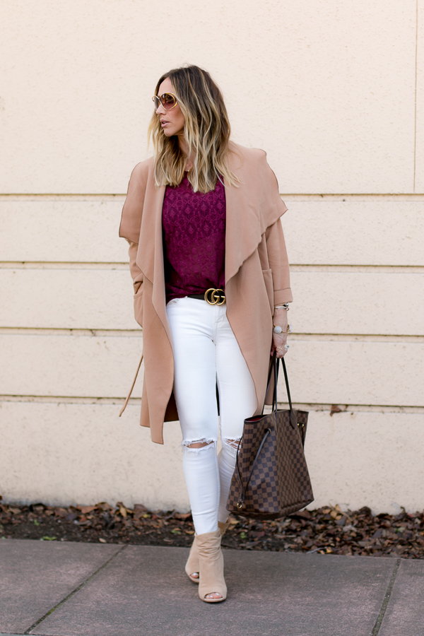 holiday outfit idea thanksgiving style parlor girl