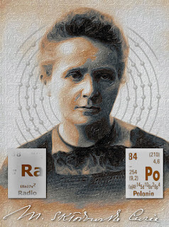 Marie Curie, Madame Curie, Marie Curie-Sklodowska, Marie Sklodowska-Curie, Madame Pierre Curie