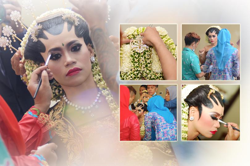 makeup pengantin putri solo