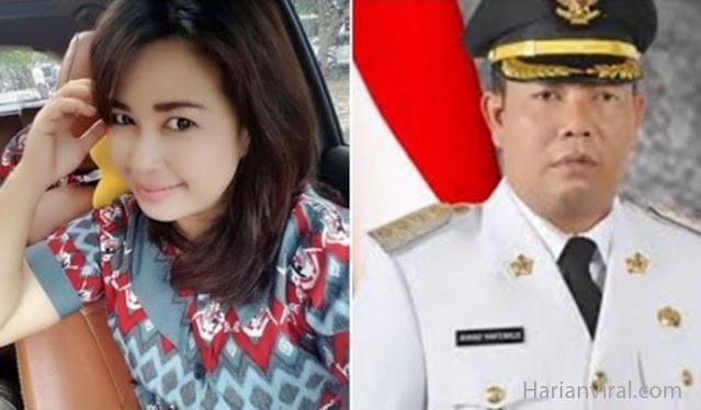 Gempar, Facebook Farida Yeni, Wanita yang Bobok Bareng Bupati Katingan Dipenuhi Cacian Banyak Pengguna fb