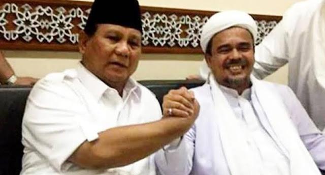 BPN Sebut Prabowo Tak Bakal Beri 'Panggung' pada FPI
