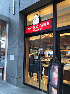 アンティコカフェ アルアビス でイタリア料理