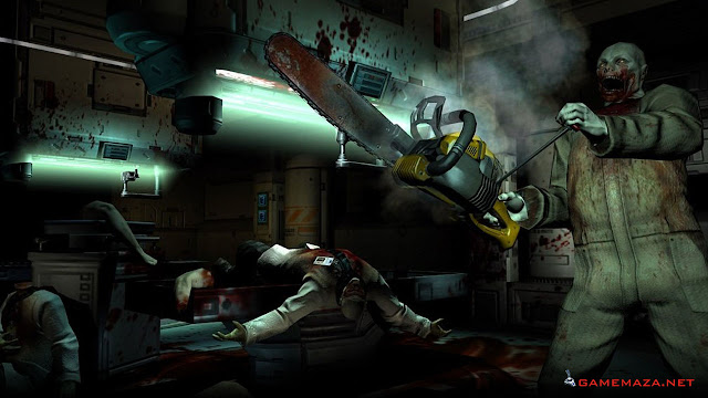 Doom 3 Gameplay Screenshot 2