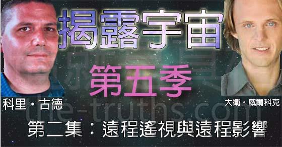 揭露宇宙:第五季,第二集:遠程遙視與遠程影響