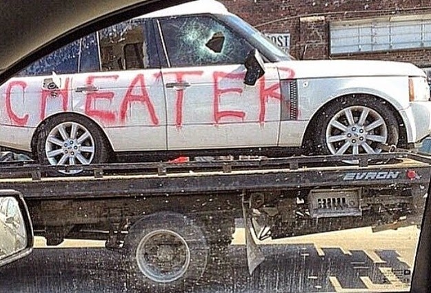 Get Revenge On Someone Who Vandalized Your Car