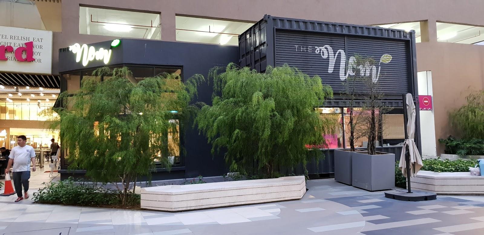 WANDERLUST DJ The Nom Mesa Mall Nilai