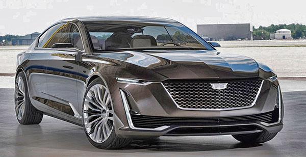 Burlappcar 2019 Cadillac Ct5