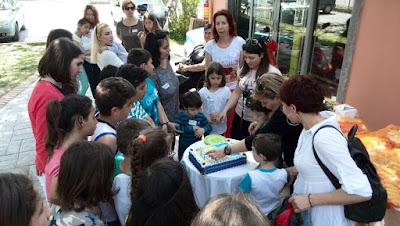 Γιορτή για τα παιδιά του «ΒΕΝΙΑΜΙΝ» στα Playzone 5x5 από τη Χριστιανική Εκκλησία Αντβεντιστών