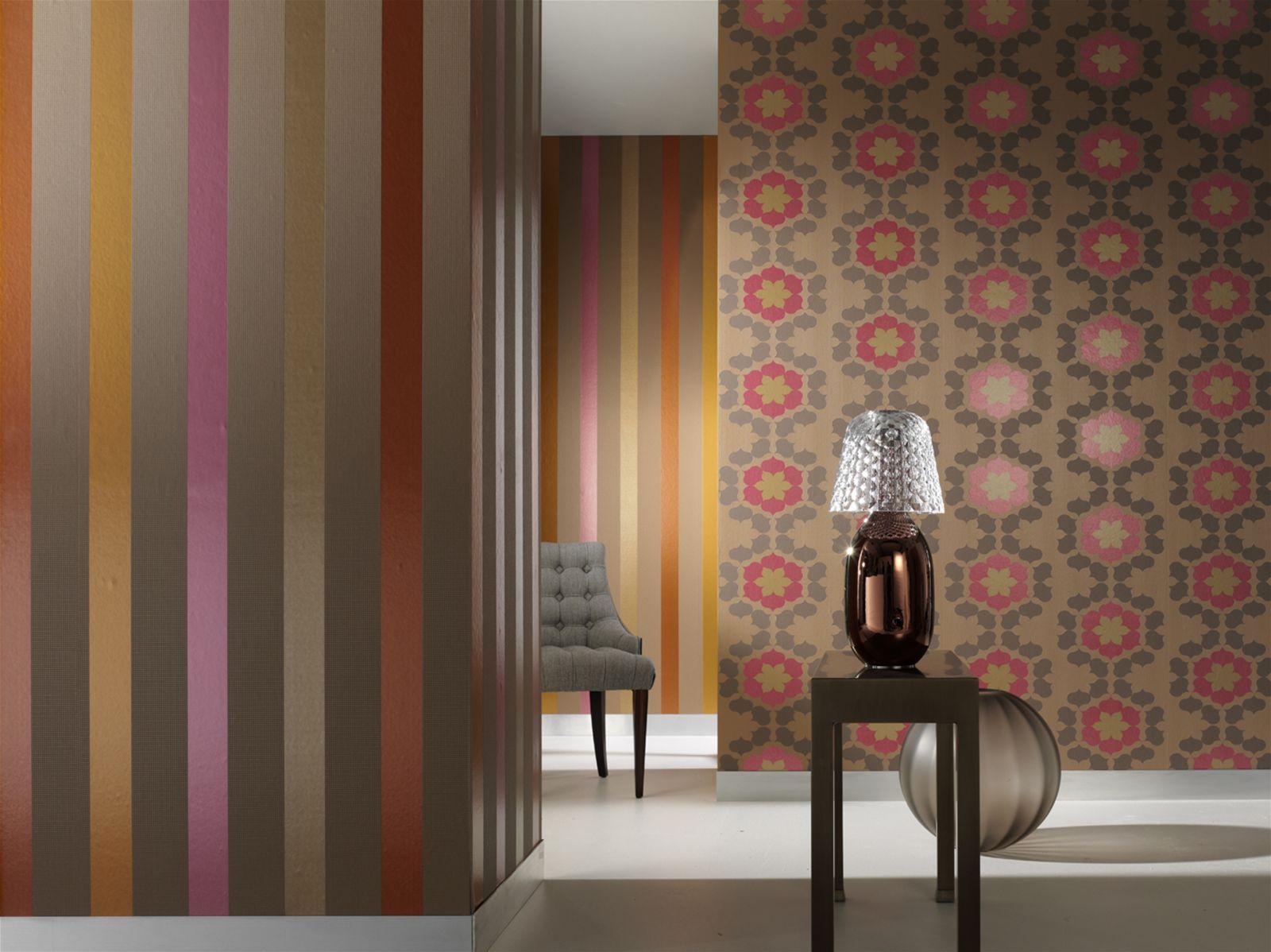 tips mendesain interior dengan wallpaper dinging