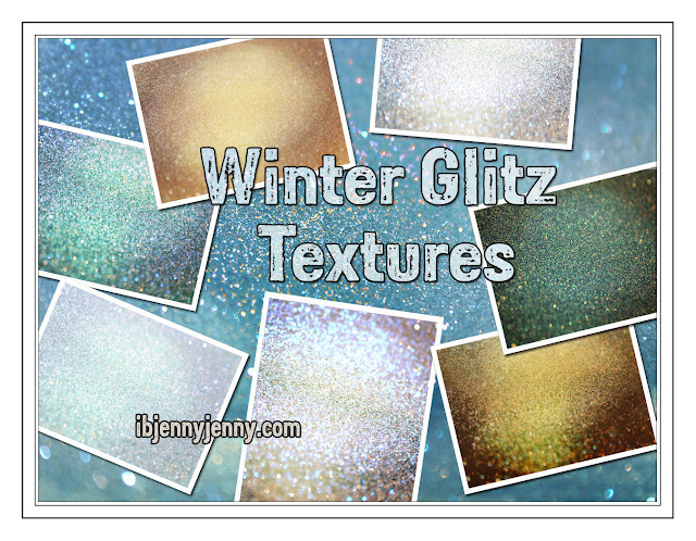 preview  winter glitz textures