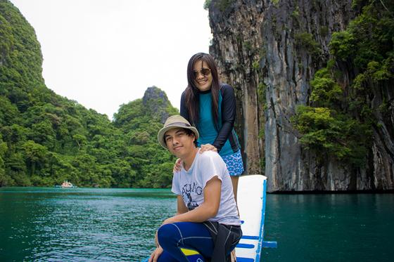 El Nido Island Hopping Palawan Philippines