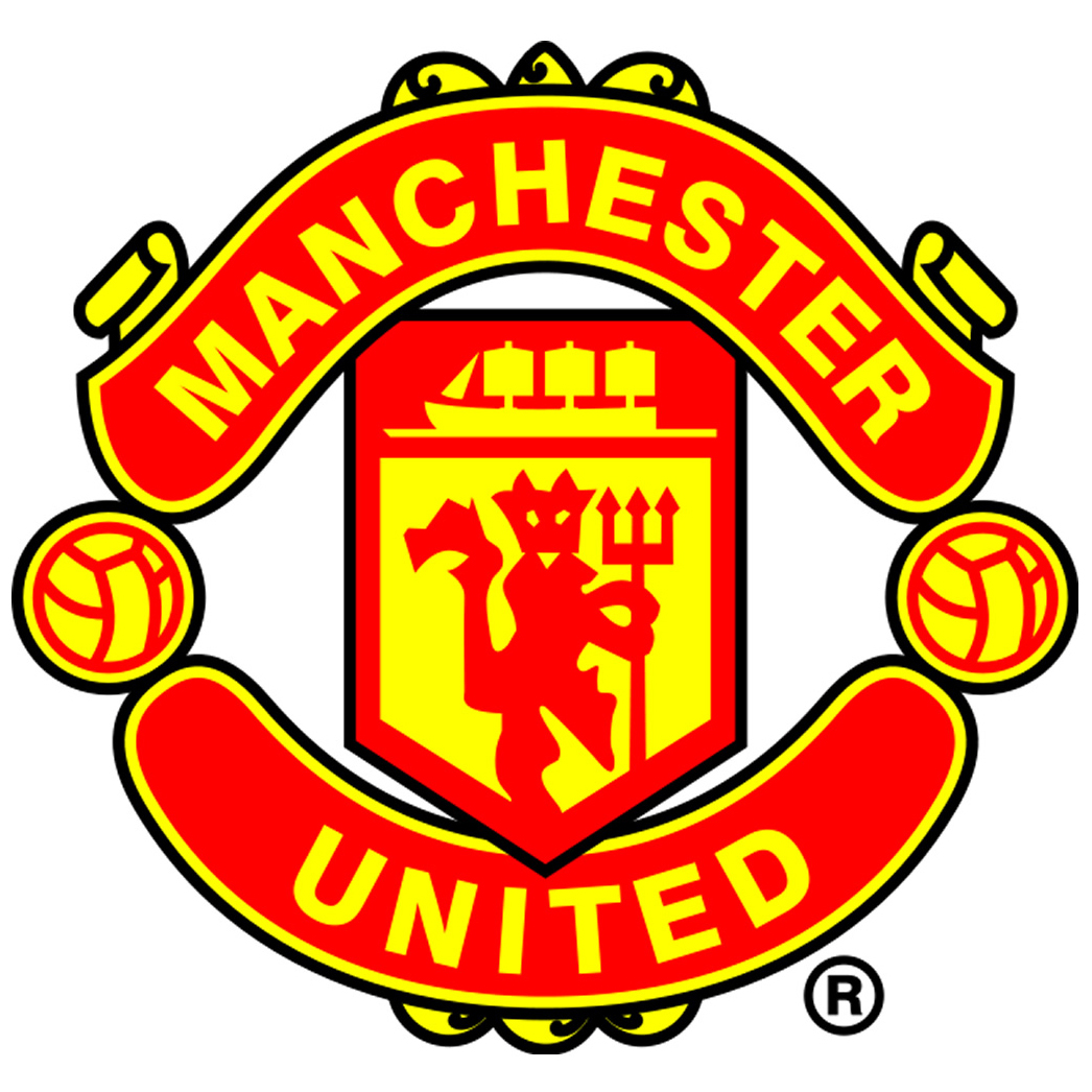 Real Madrid Logo Wallpaper Hd: Manchester United Logo Wallpapers HD Collection