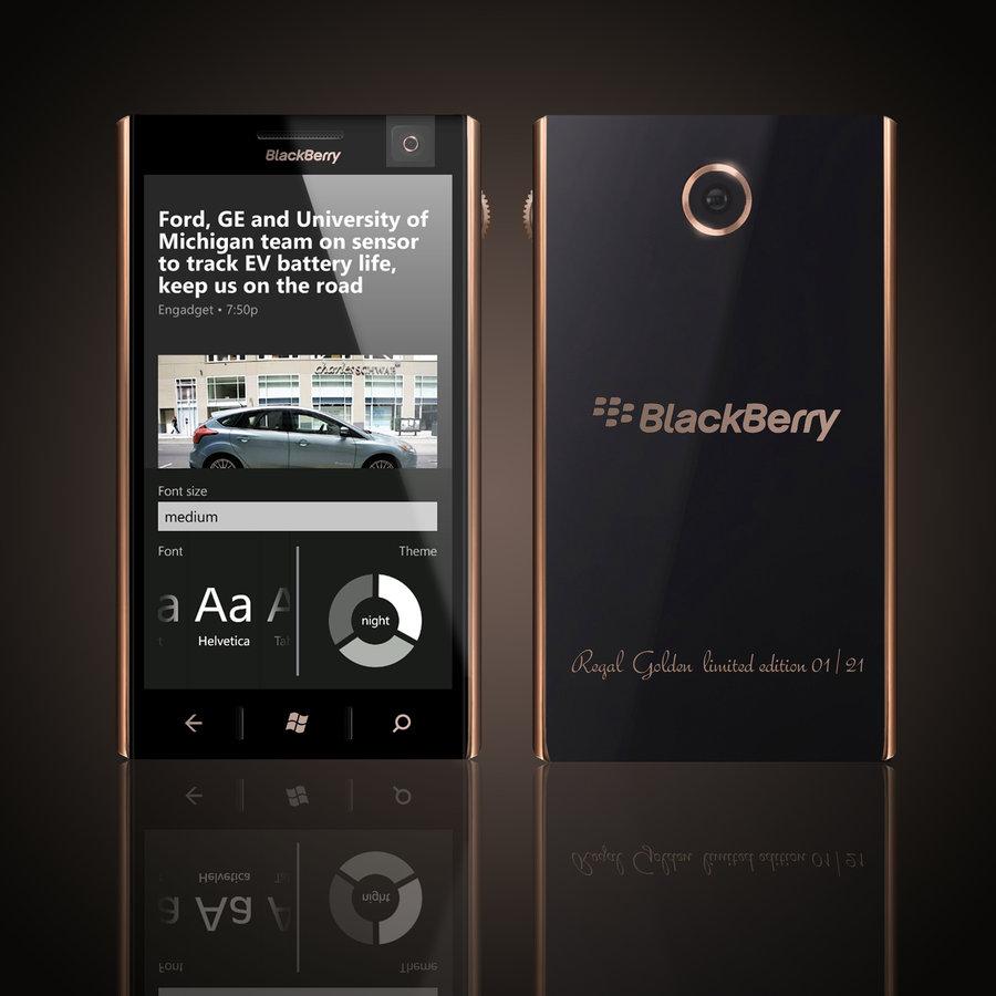 Amazing Future Technology Blackberry Playphone Wp8